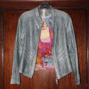 Turquoise GMS-75 Jacket